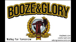 Booze&Glory - Waiting For Tomorrow