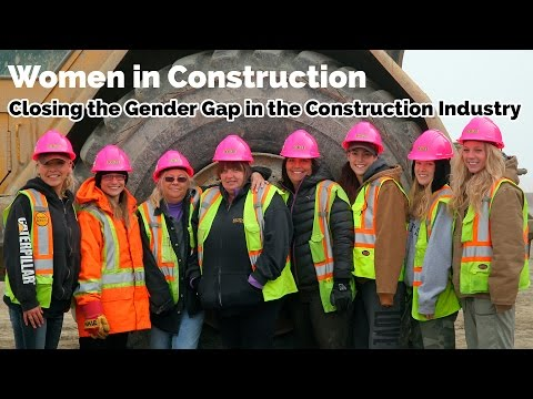 Calgary's Borger Earthworks Closes The Gender Gap In The Construction Industry