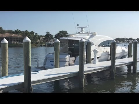 Sea Trial: The Riviera 4800 Sport Yacht