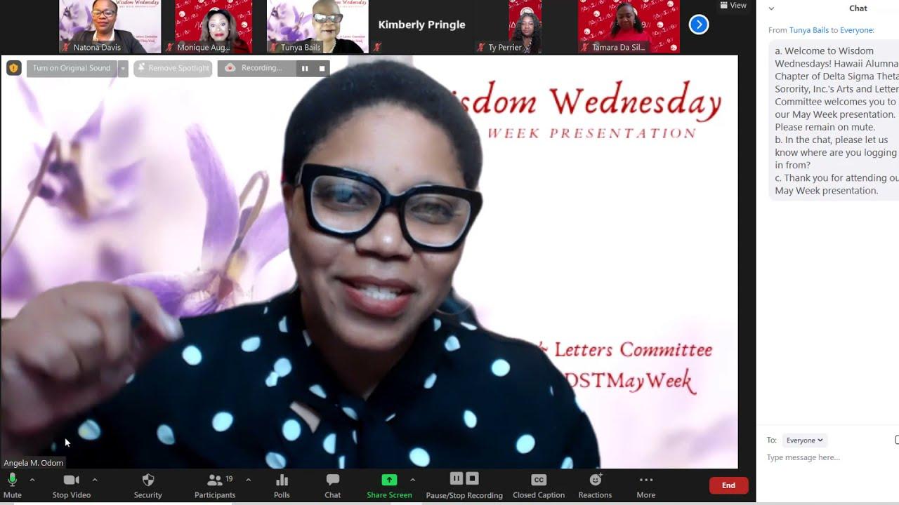 MayWeek2021 x WisdomWednesday: Six Boundaries Women Leaders Leverage