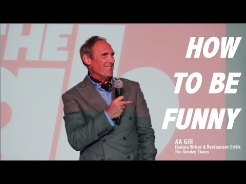 The Tab Presents... Fleet Street Secrets - AA Gill