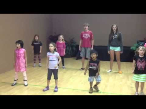 Music in Motion - Summer Boot Camp