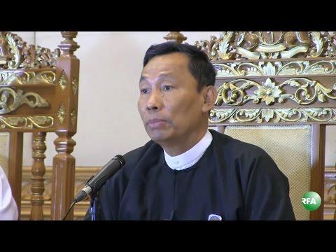 House Speaker U Shwe Mann over PR Vote