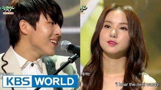 Yu SeungWoo - You're Beautiful (Feat. Louie of Geeks) | 유승우 - 예뻐서 [Music Bank COMEBACK / 2015.07.31]