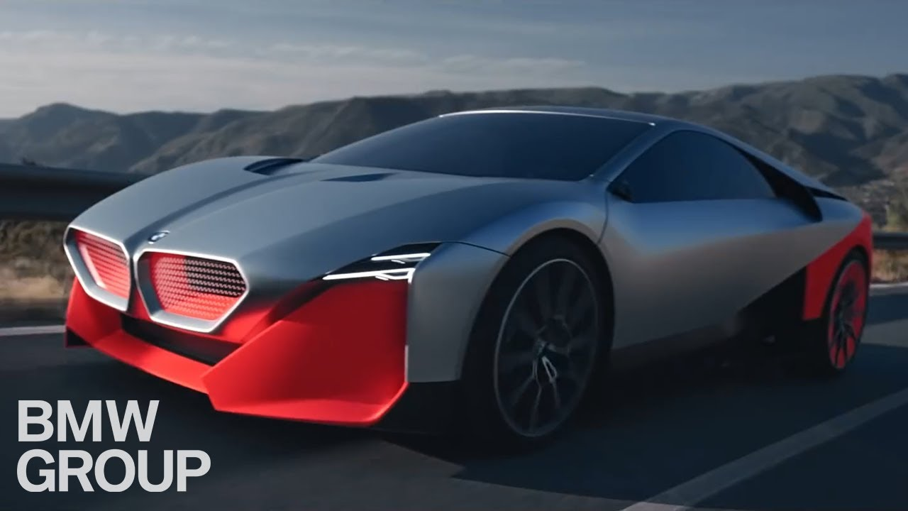 The BMW Vision M NEXT