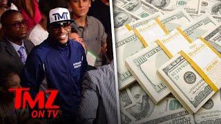 Floyd Mayweather Says He's A Billionaire | TMZ TV