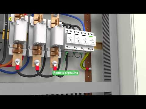 surge arrester wiring diagram electric over hydraulic trailer brakes how to install protection device - youtube