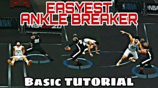 NBA2K20 MOBILE - How to Ankle Breaker   BeastMode