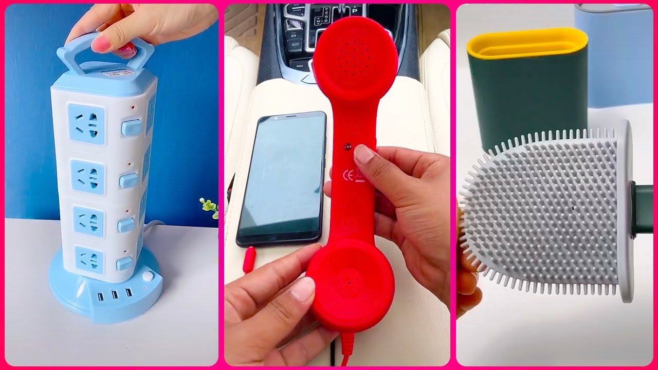 Smart items and utilities for every home ▶13