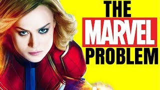 The Fatal Flaws of Captain Marvel