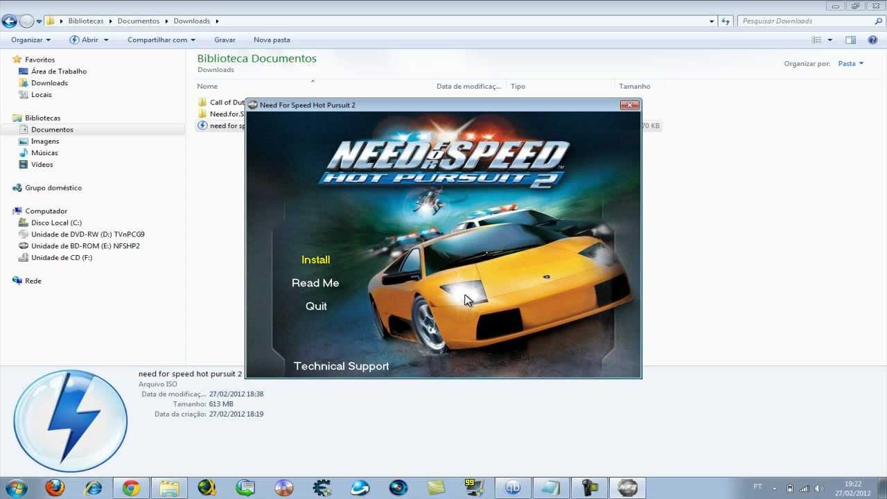 Como Baixar E Instalar Need For Speed Hot Pursuit 2 Pc