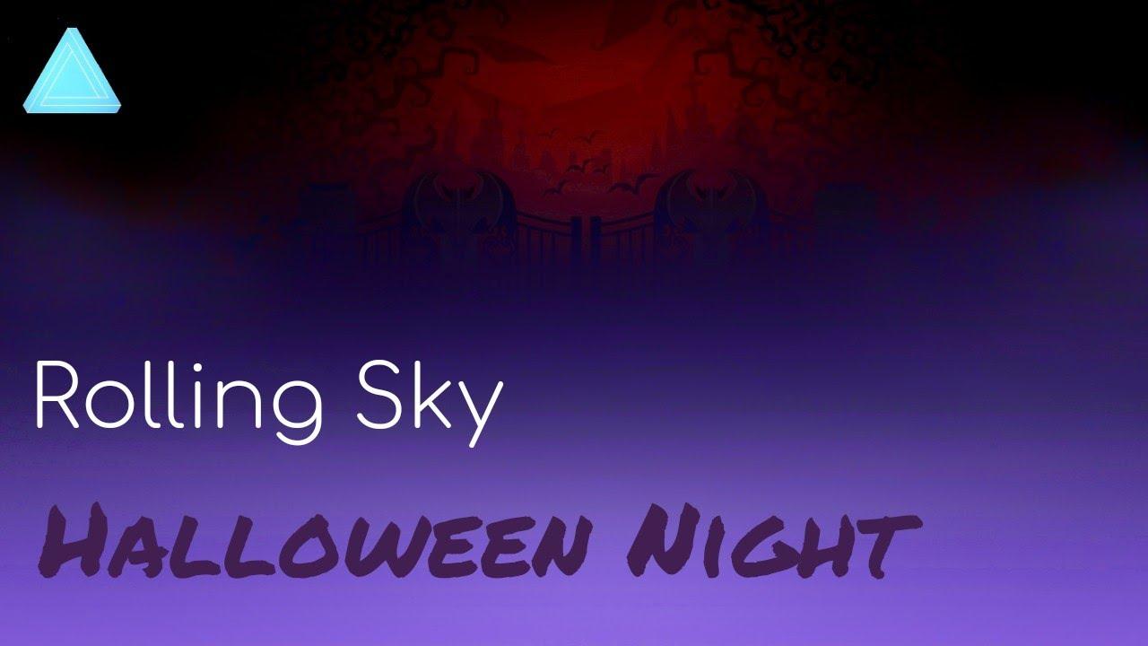 Rolling Sky Halloween Night.Rolling Sky Halloween Night Soundtrack Link