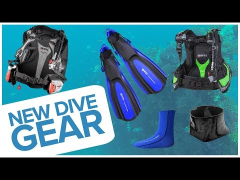 New Dive Gear - October 2019