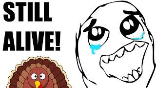 I'M ALIVE! (Rambling Minecraft Update, Life, Thanksgiving, Random Tutorial)