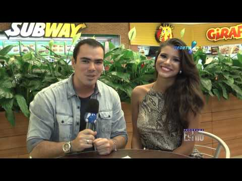 Entrevista com Jakelyne Oliveira