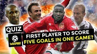 Premier League Firsts   talkSPORT Quiz