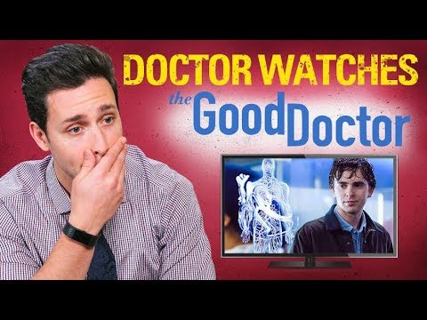 Cover Lagu Real Doctor Reacts to THE GOOD DOCTOR | Medical Drama Review | Doctor Mike STAFABAND