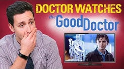 Real Doctor Reacts to THE GOOD DOCTOR | Medical Drama Review | Doctor Mike