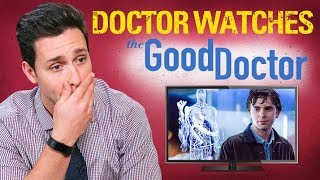 Real Doctor Reacts to THE GOOD DOCTOR | Medical Drama Review | Doctor Mike thumbnail