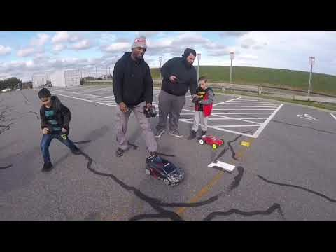 132ft Rc Drag Racing Test and Tune NO PREP