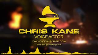 Chris Kane Commercial Voice Over Demo 🎙