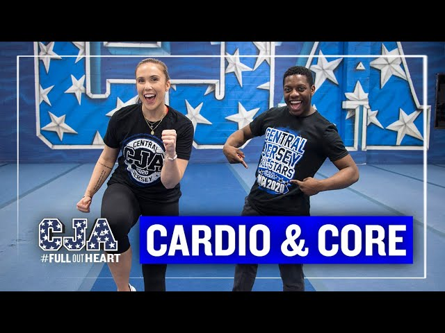 10 Minute Cardio & Core Workout