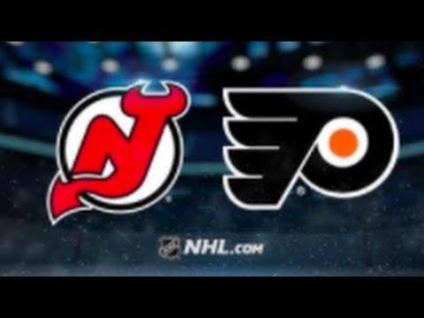 timeless design 088c8 d28a7 New Jersey Devils vs Philadelphia Flyers (2-5) – Oct. 20, 2018 | Game  Highlights | NHL 2018