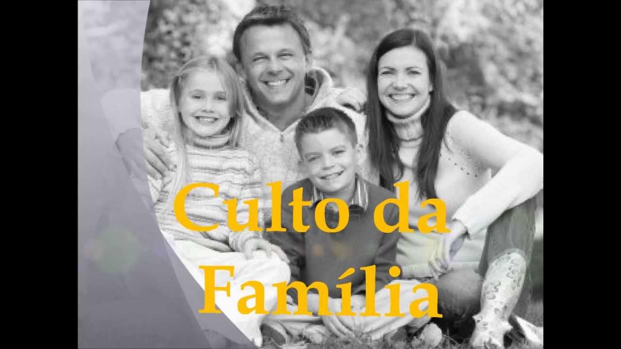 Vinheta Culto Da Familia Youtube