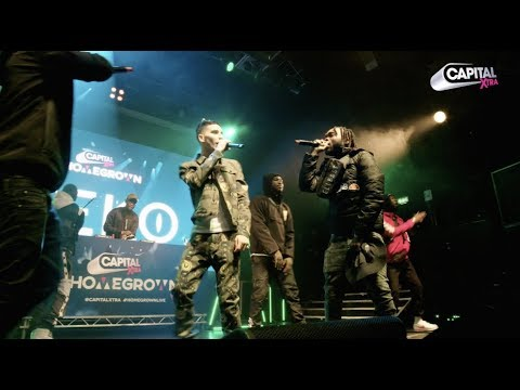 NSG And Geko Perform 'Yo Darlin' At Capital XTRA Homegrown Live