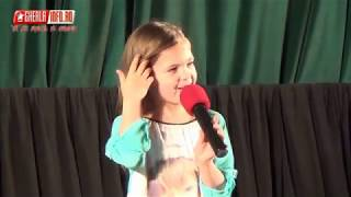 Emilia - Big Big World - cover by 8 years old girl (Romania)
