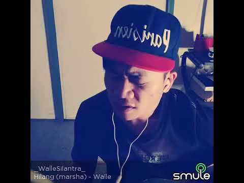 Hilang (marsha) - cover by Walle