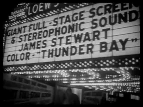 Thunder Bay premiere NY City 1953
