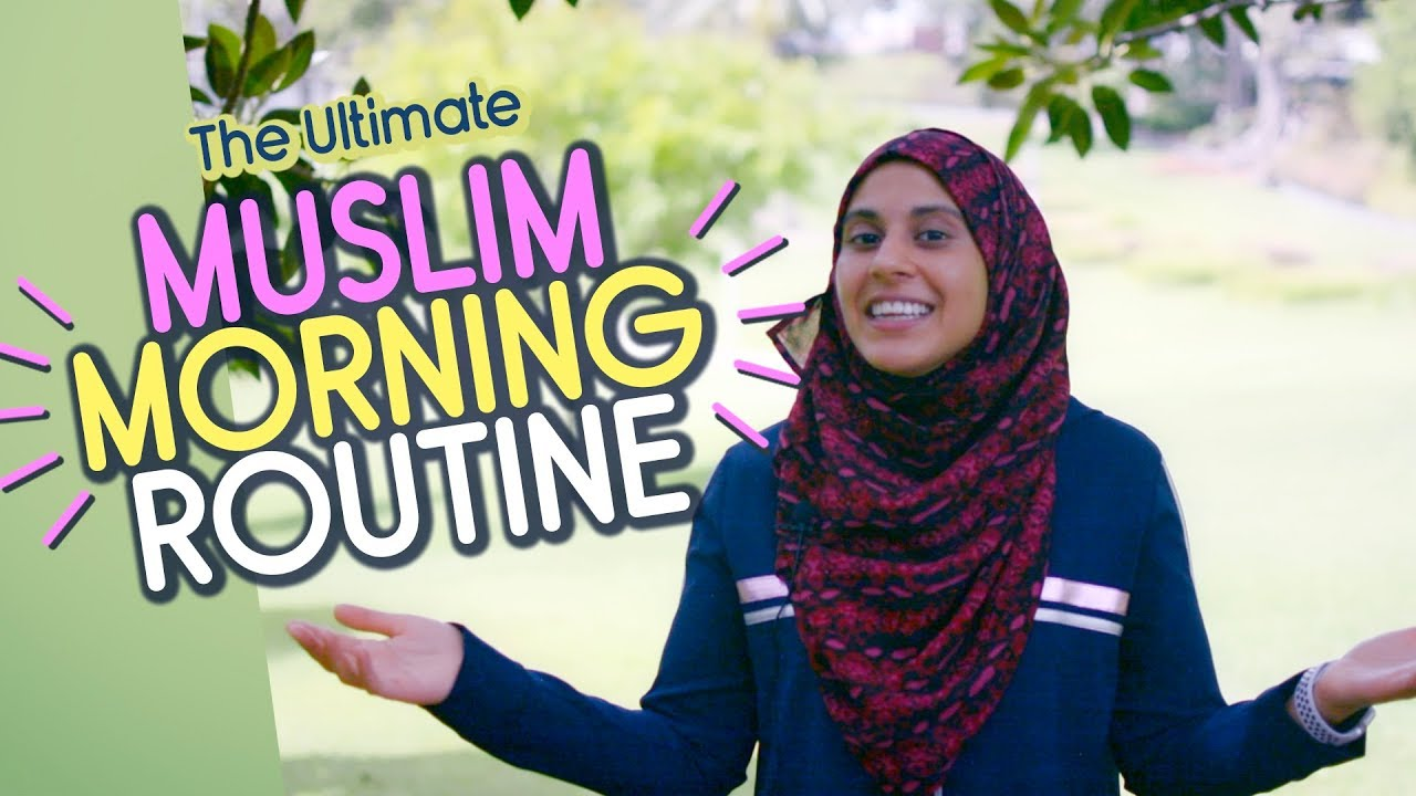 The 4-Step Muslim Morning Routine