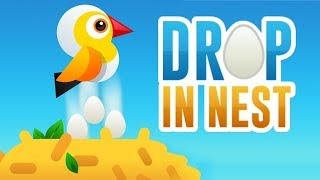 Drop In Nest Gameplay | Android Casual Game