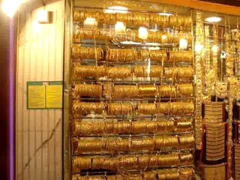Dubai – gold souk