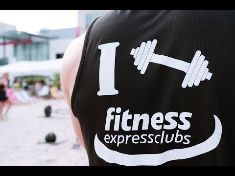 Bootcamp 2017 | Aftermovie | Fitness Express Clubs | Breuningerland Summer Lounge