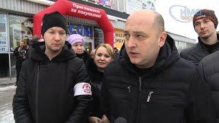 """Народный контроль на новогодней ярмарке в """"Алмазе"""""""