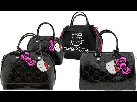 602798508a30 Subscribe☟♡Pink Hello Kitty Purse (Sanrio)♡♥♡ - YouTube