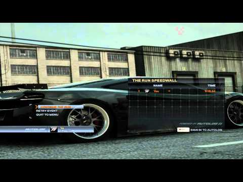 Need For Speed The Run Walkthrough - #12 The Last Stage