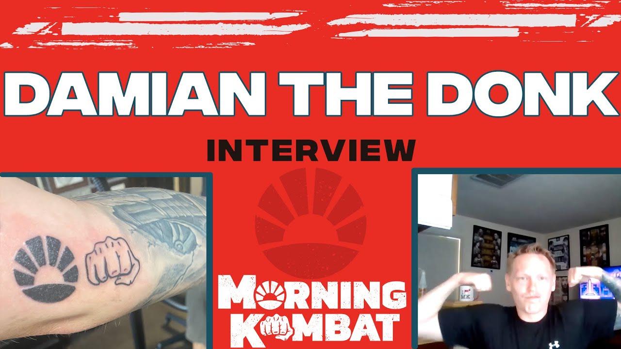 Damian the Fan Talks MK Tattoo, Fandom | Morning Kombat
