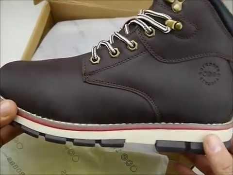 Обзор мужских ботинок STROBBS  на меху (Арт.: 3054-2)