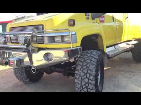 Lifted Chevy Kodiak 4x4 for Sale C4500