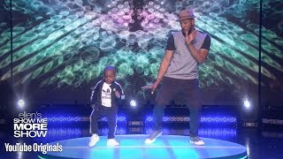 5-Year-Old Tavaris Dances with tWitch