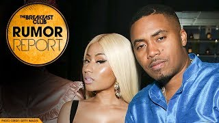 It s A Wrap For Nas and Nicki Minaj