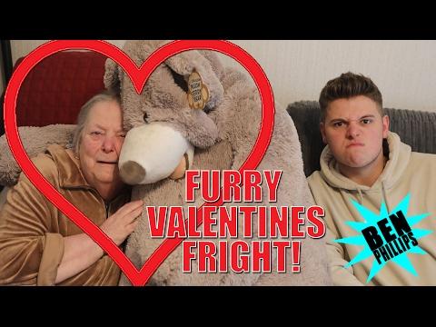 Valentine's Day prank backfired!
