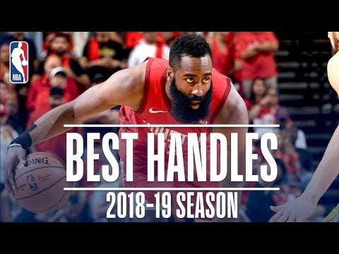 James Harden's Best Handles | 2018-19 Season | #NBAHandlesWeek