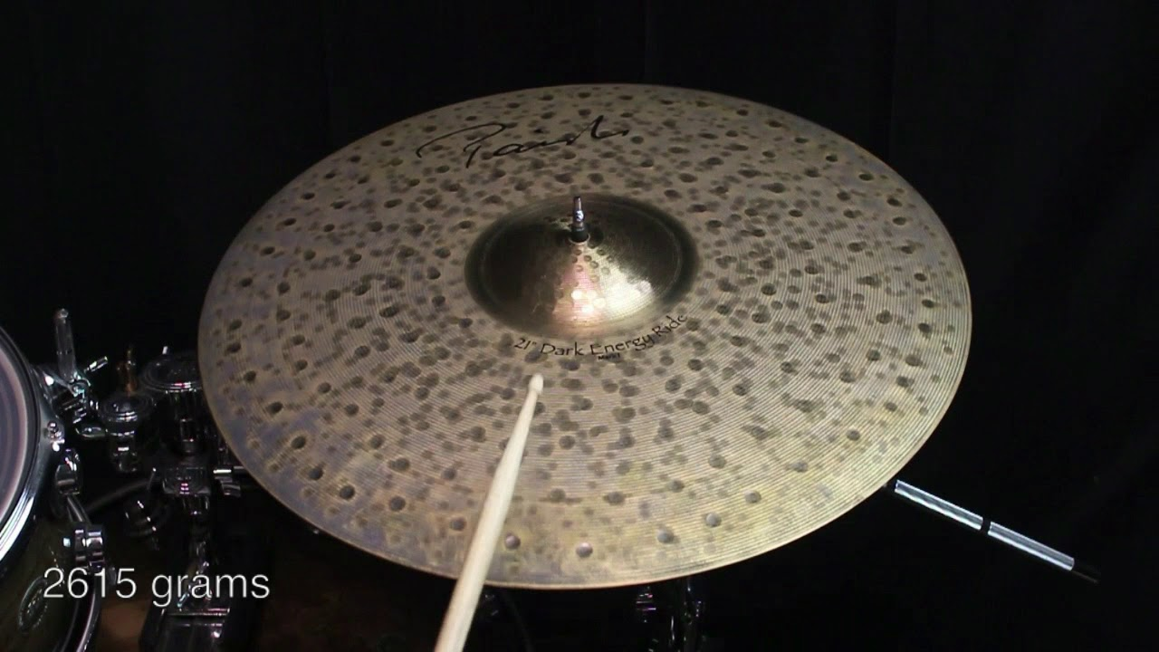 "Paiste 21"" Signature Dark Engery Ride Mark 1"