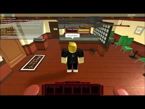 roblox how to sit in any game