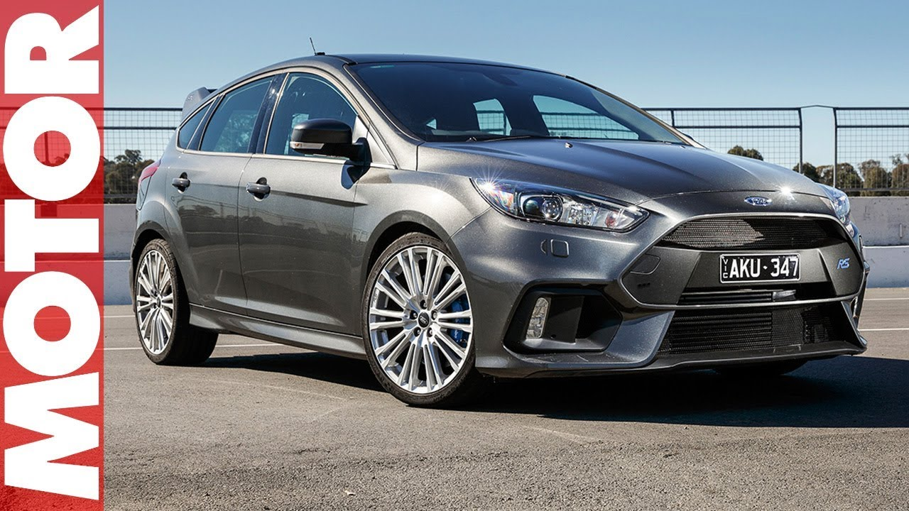 2017 Ford Focus Rs Best Value Performance Cars