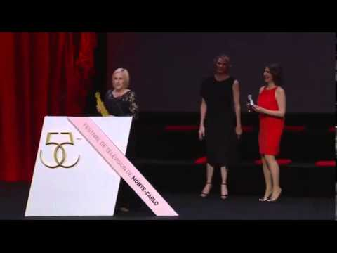 Patricia Arquette Monte Carlo Television Festival 2015